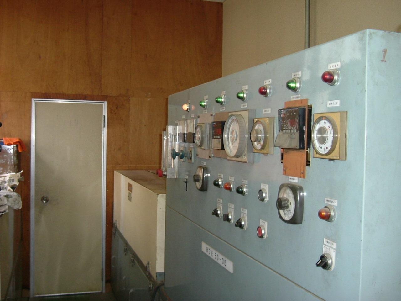 無酸化連続焼鈍炉
